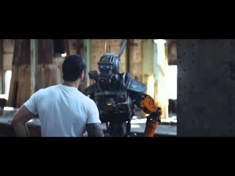 Робот по имени Чаппи / Chappie (2015)