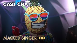 You Won't Believe Who's Under The Pineapple Mask! | Season 1 Ep. 2 | THE MASKED SINGER