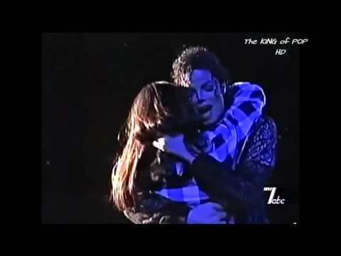 Michael Jackson: You Are Not Alone  in Bucharest 1996 RESTORED HD