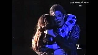 "Michael Jackson: ""You Are Not Alone"" live in Bucharest 1996 [RESTORED] [HD]"