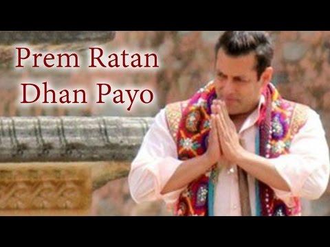 Salman Khan Releases Prem Ratan Dhan Payo...
