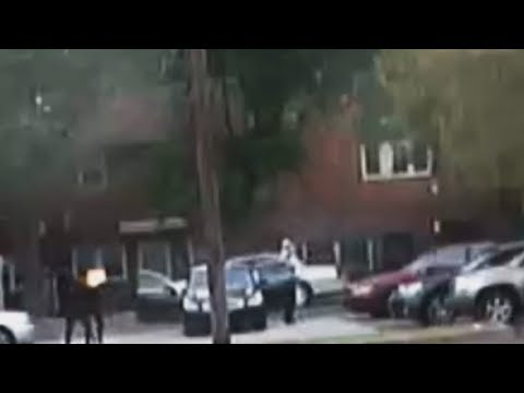 Police release video of gunmen firing in DC neighborhood that resulted in 10-year-old girl's death
