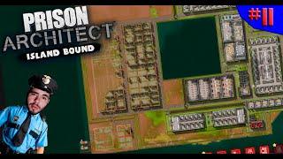PLANEJANDO A PROGRESSÃO DE PENA INTERNA!  ? - PRISON ARCHITECT #11 - (Gameplay/PC/PTBR) HD