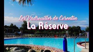 Corentin au camping La Réserve 4* à Parentis-en-Born en Aquitaine