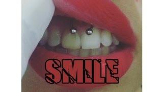 Smile Piercing - Menos de 1 minuto