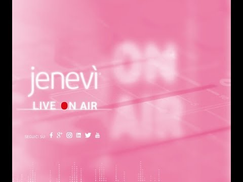 Live stream di Jenevì