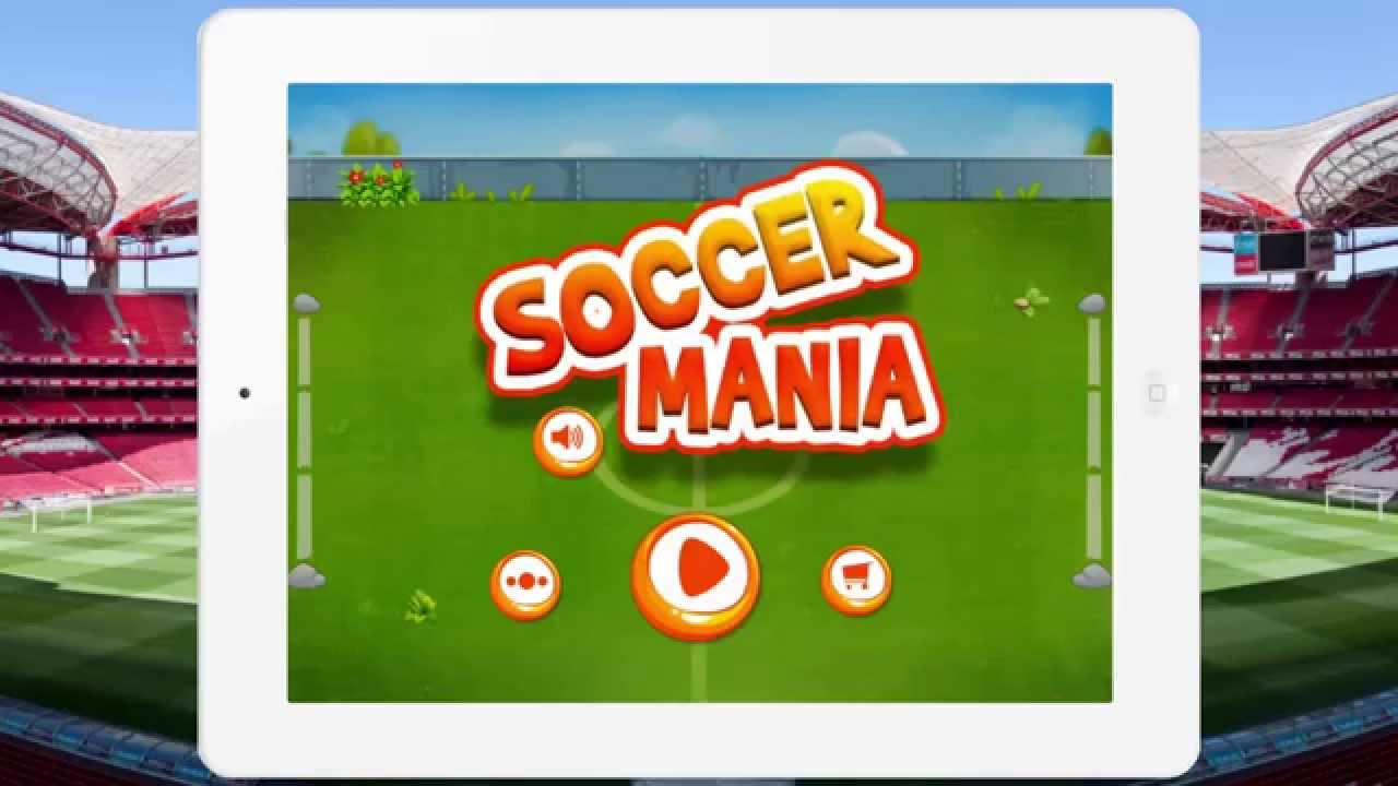 Soccer Mania Games