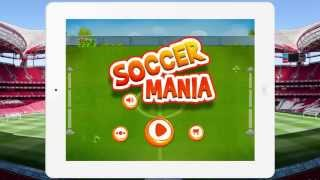 Soccer Mania - Kids Game (Gameplay Video) By Arth I-Soft