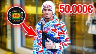 18 JÄHRIGER MIT 50.000€ REKORD OUTFIT 🔥💸😱| WIE VIEL IST DEIN OUTFIT WERT | MAHAN mit KILIAN JONAS