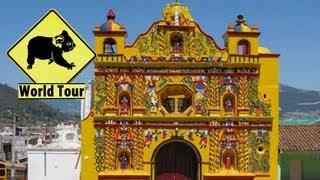 Guatemala │Voyage Tour Du Monde ►  Pres de Quetzaltenango