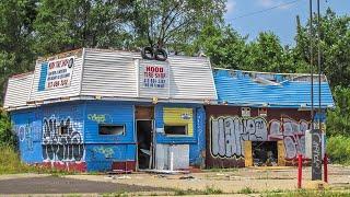 A Tour Of Detroit's Ghetto 2015