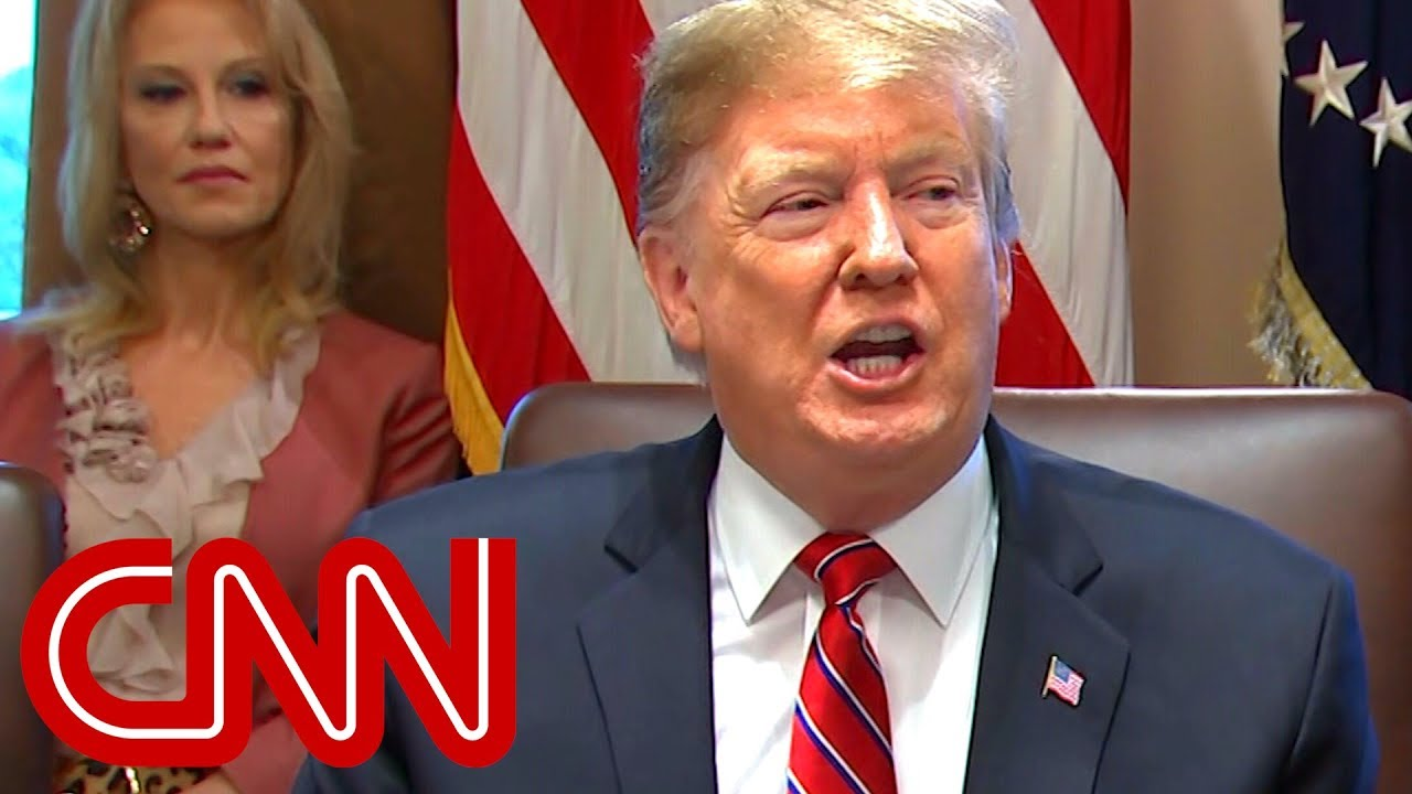 President Trump tells Democrats like Ilhan Omar to go back where they came from