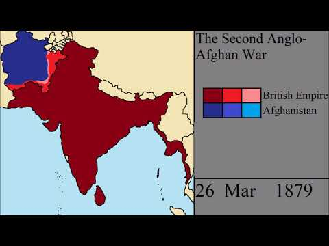 The Anglo - Afghan Wars: Every Fortnight