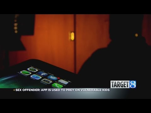 Sexual predator warns parents about 'kik' app