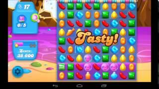 Candy Crush Soda Saga Level 40 - 3 Star Walkthrough