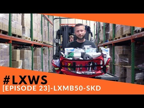 [ LXMB50 Pt 2] - ( EMT First Responder Oxygen Trauma Bag) - LXWS Episode 23
