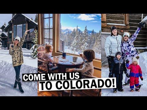 Colorado Travel Vlog + Get Ready With Me | Lee Benjamin