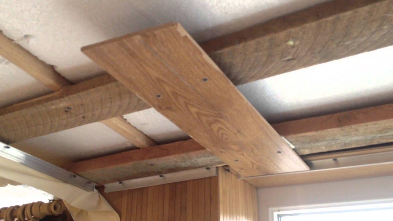 Натяжной потолок своими руками: монтаж и демонтаж