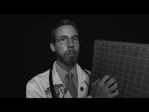 Professor Clemmons ASMR Test Session