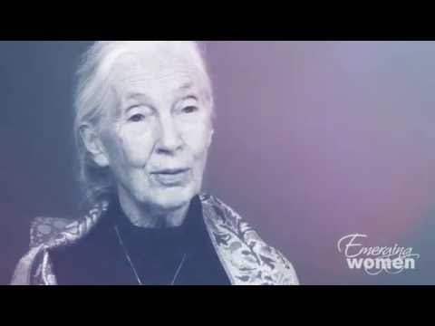 Dr. Jane Goodall - What Women Can Bring to the World Today