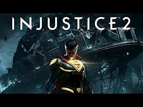 Injustice 2 Soundtrack Tracklist