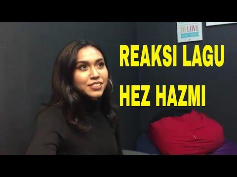 Reaction Video untuk lagu Hez Hazmi #KauBukanUntukku