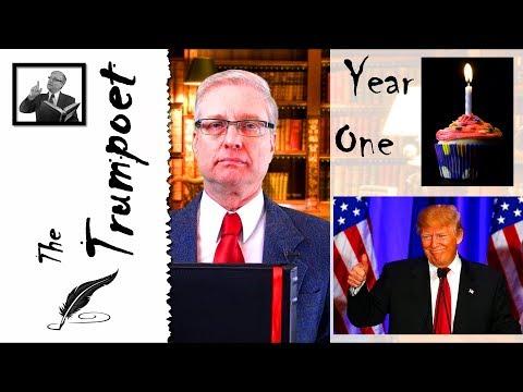 Trump Poem: Year One