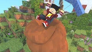 Minecraft: SKY WARS PARAQUEDAS - SOU UMA BOSTA? ‹ AM3NIC ›