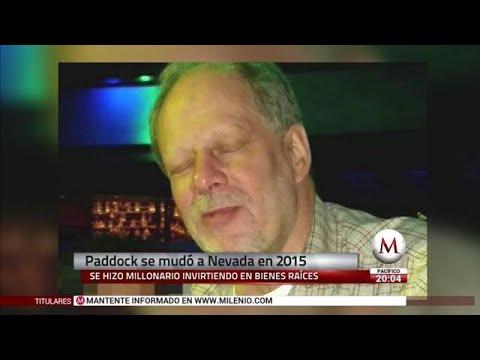 Quién Era  Stephen Paddock, Autor De La Masacre De Las Vegas