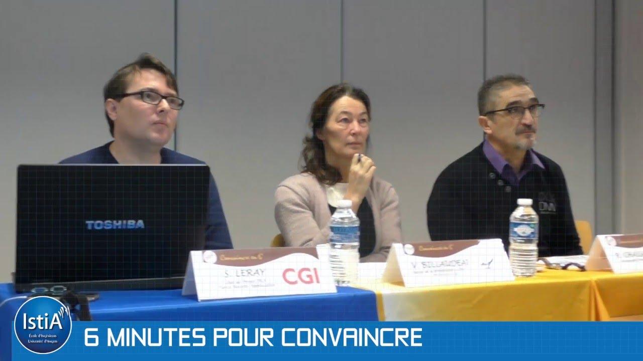 6 Minutes Pour Convaincre Simulation Entretien De L Ecole D
