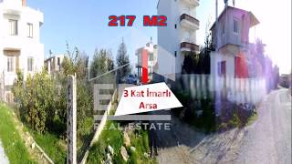 Residential land for sale in Toroslar-Mersin, from ERA REAL ESTATE FORM