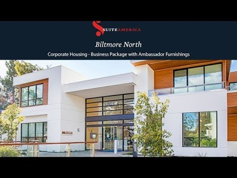 Short-Term Corp. Housing - Cupertino - SuiteAmerica's Business Package - Biltmore North