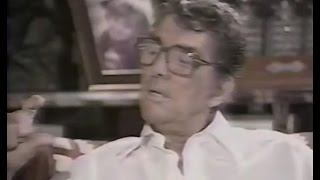 Dean Martin Interview 1984