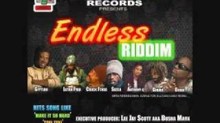 Ginja - I know that you need love (Endless Riddim)