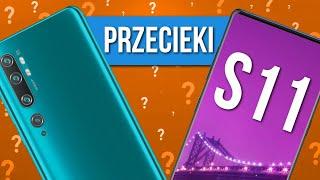 Xiaomi Mi Note 10 Cena | S11 Kiedy + Przecieki / Mobileo [PL] / Mi CC9 Pro w Polsce