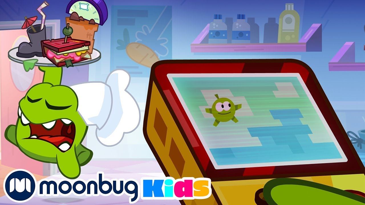 Om Nom Stories - Chef Level! | BRAND NEW Season 19 - Cut The Rope | Funny Cartoons for Kids