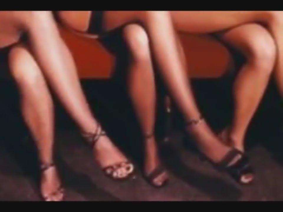 Ножки негритянок От легкой эротики до тяжелой