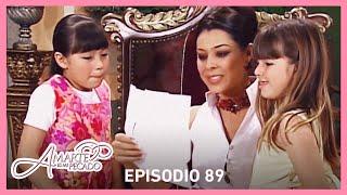 Amarte es mi pecado: Leonora recibe la carta de Arturo | Escena C-89 | tlnovelas