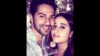Varun Dhawan & Girlfriend Natasha Dalal Look Cute Together