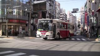 関東バス D3018 U-UA440HSN 丸山営業所 HD 江古田駅南口