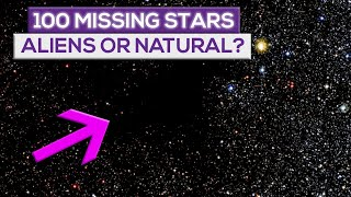Aliens Or Natural Phenomenon? The Mystery Of 100 Missing Stars!