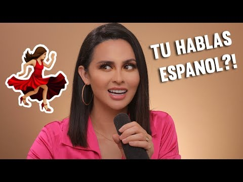 MY FIRST MAKEUP TUTORIAL IN SPANISH ( Wish me luck! )