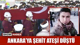 EREN 15 OPERASYONUNDA PKK'LI TERÖRİSTLERLE ÇATIŞMADA ŞEHİT DÜŞEN JANDARMA UZMAN ÇAVUŞ HÜSEYİN KELEŞ İÇİN BAŞKENT ...