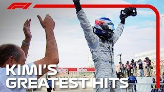 Kimi Raikkonen's Greatest Moments EVER!