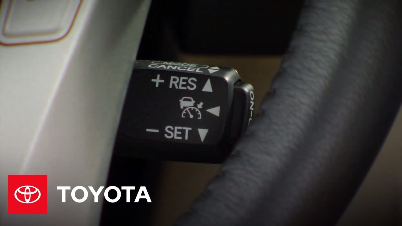 2010 Prius How-To: Cruise Control | Toyota