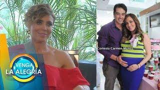 Carmen revela que tuvo una separación de su pareja Juan Ángel Esparza. | Venga La Alegría