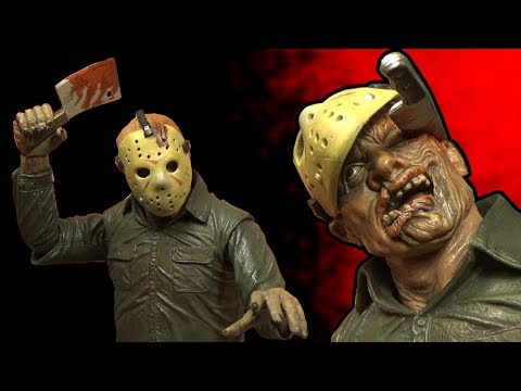 NECA Ultimate Friday the 13th: Part 4 Jason Voorhees Action Figure Review
