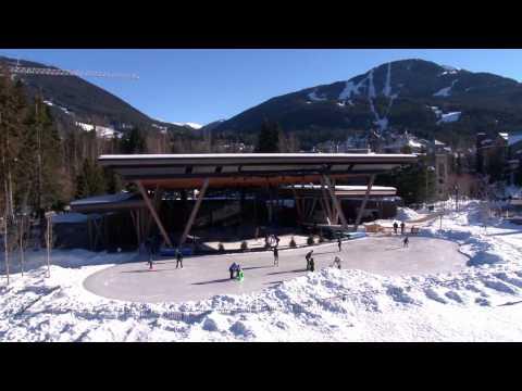 WHISTLER OLYMPIC PLAZA PROMO VIDEO