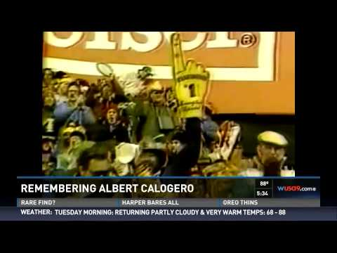 Remembering Albert Calogero