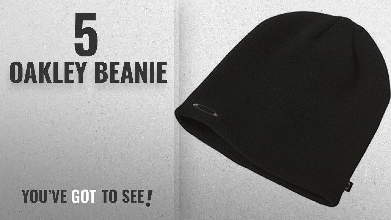 Top 10 Oakley Beanie   Winter 2018    Oakley Fine Knit Beanie ... dc72b838efe